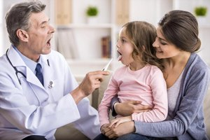 Can Adults Get Strep Throat From Children?