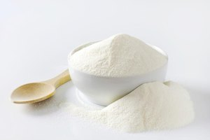 Skim Milk Powder Vs. Whey Protein Powder