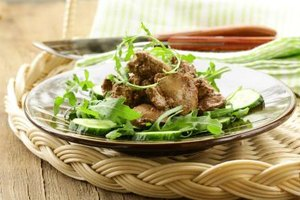 Are Chicken Livers Healthy Eating?