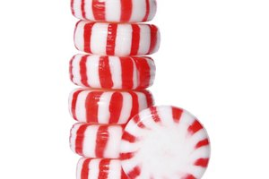 Peppermint Candy Ingredients