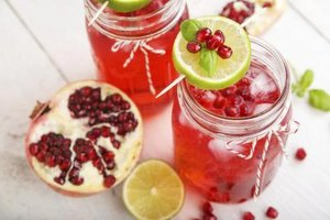 Pomegranate Juice & Weight Loss