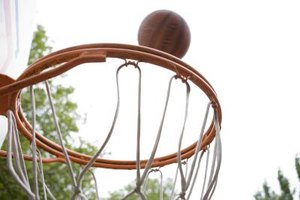 Basketball Rim Measurements