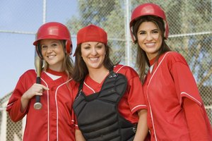 ASA Softball Rules on Uniforms