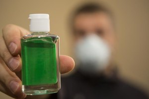 Hand Sanitizer & Antibiotic Resistance