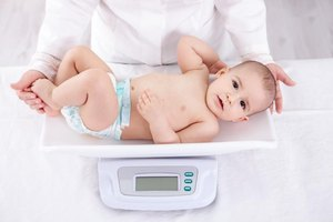 Normal Weight of Four- and Five-Month-Old Infants