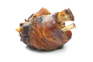 How to Roast & Bake a Smoked Ham Hock