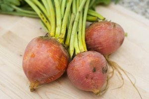 What Are the Health Benefits of Orange Beets?