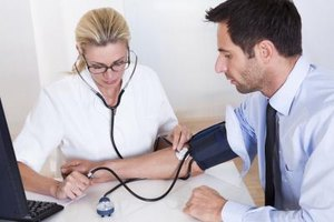 Difference Between Pulse & Blood Pressure