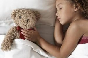 How to Get Your Kids to Sleep Without Stuffed Animals