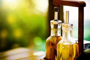 Oil & Vinegar Dressing Nutrition