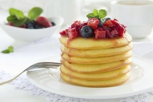 Healthy Pancake Toppers