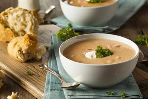 Tomato Bisque Soup Calories