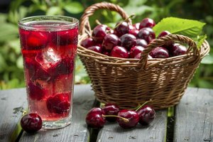 The Recommended Amount of Tart Cherry Juice You Should …