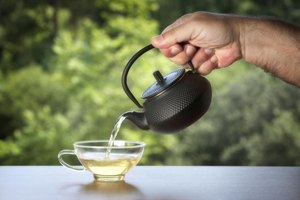 How to Lose Weight With White Tea