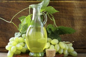 Grape Seed Oil Nutritional Information