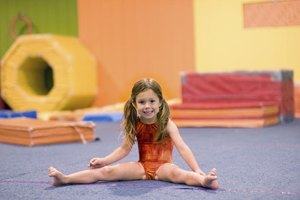 Warmup Games for Gymnastics