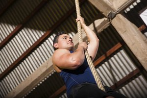 Rope Climbing for Physical Fitness