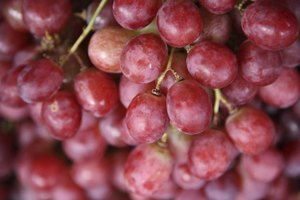 The Sugar Content of Red Seedless Grapes