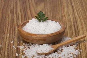 Sea Salt Scrub for Acne
