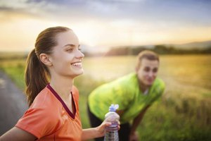 How Much Water Should a Moderate Runner Drink?