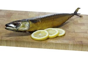 Nutrition Information for Grilled Mackerel