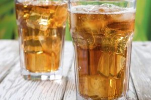 Can People Lose Weight by Drinking Iced Tea?
