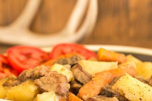 Slow-Cooker Pot Roast With Potatoes & Carrots