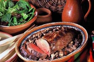 how do you pot roast a leg of livestrong