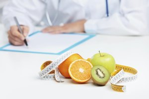 Qualifications for Nutritionists