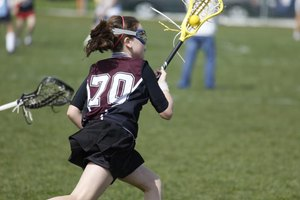 Lacrosse Rules for Girls