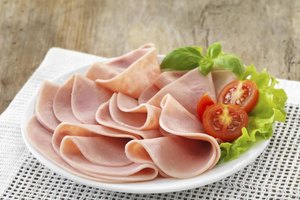 Sliced Deli Ham Nutritional Facts
