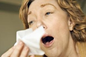 Allergies and Chronic Phlegm