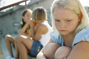 The Effects of Low Self-Esteem in Children