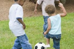Kicking Games for Kids