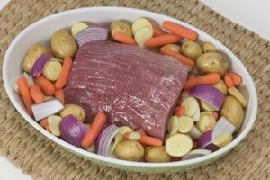 how to cook top rump roast beef