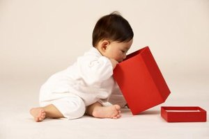 Playing Activities for Infants 12-24 Months Old