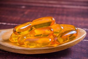 The Best Fish Oil Softgels