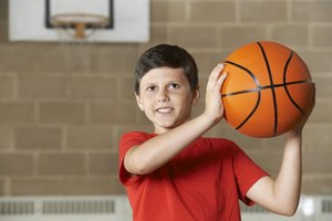 How Far Is a Kids Free Throw Line in Basketball?