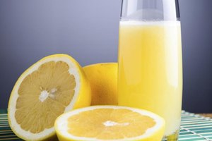Effect of Drinking Grapefruit Juice on the Prohormones