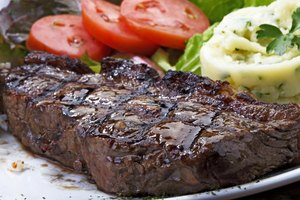 How To Cook A Tender Juicy Ribeye Livestrong Com
