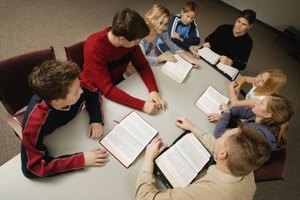 Activities to Teach Teens God's Love