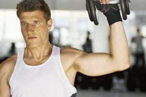 Best Ab Exercises for Men Using Dumbbells