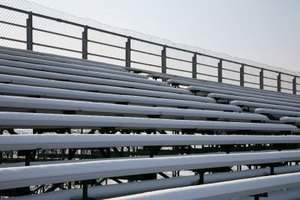 Bleacher Exercises