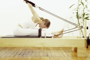 Exercises for the Bally's Total Fitness Pilates Resista…