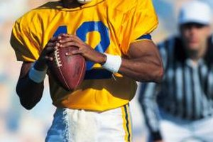 Football Training Equipment for Quarterbacks