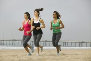 Should Women Wear Underwear When Jogging?