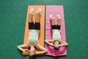 Ab Workout Exercises for Teen Girls