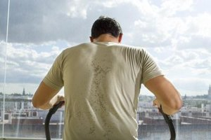 Salt on My Clothing After Exercise