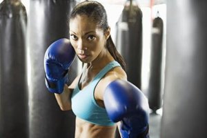 Can a Punching Bag Workout Help Tone Your Abs?