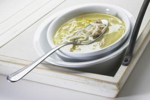 Vegetable Chicken Soup Diet